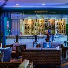 Отель Velamar Boutique Hotel Португалия, Албуфейра - отзывы, цены и фото номеров - забронировать отель Velamar Boutique Hotel онлайн гостиничный бар фото 2