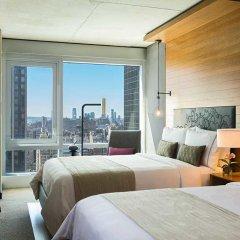 Renaissance New York Midtown Hotel 4* Стандартный номер с различными типами кроватей фото 10
