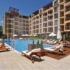 Апартаменты Bulgarienhus Harmony Suites Apartments Солнечный берег бассейн фото 3