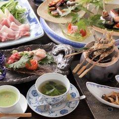 Отель Fujiya Минамиогуни питание