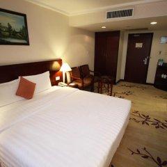 Guangzhou Hotel 3* Представительский номер с разными типами кроватей фото 5