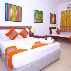 The Hotel Romano- Negombo комната для гостей фото 5