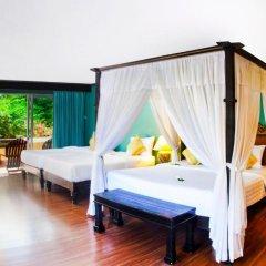 The Fair House Beach Resort & Hotel 3* Люкс с различными типами кроватей фото 9