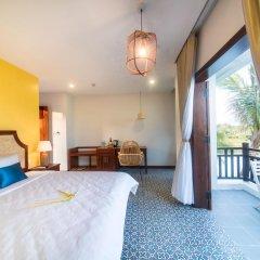 Отель Water Coconut Boutique Villas 3* Номер Делюкс с различными типами кроватей фото 7