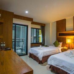 Отель The Chambre 3* Улучшенный номер с 2 отдельными кроватями фото 2