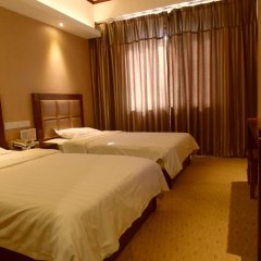 Tianjin Inner Mongolia Jinma Hotel 3* Улучшенный номер с различными типами кроватей фото 2