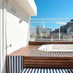 Отель Copacabana Penthouse Апартаменты с различными типами кроватей фото 12