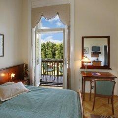 Hotel Sant Georg 4* Стандартный номер с двуспальной кроватью фото 7