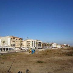 Отель Alberg Santa Maria del Mar пляж