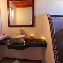Отель Riad Zehar 3* Стандартный номер с различными типами кроватей фото 6