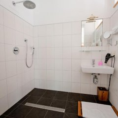 Отель Schreiners Essen und Wohnen Австрия, Вена - отзывы, цены и фото номеров - забронировать отель Schreiners Essen und Wohnen онлайн ванная фото 2