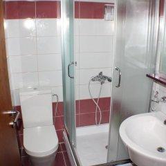 Отель Azzurra Apartments Албания, Саранда - отзывы, цены и фото номеров - забронировать отель Azzurra Apartments онлайн ванная