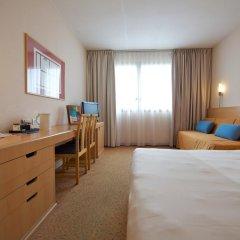 Отель Novotel Torino Corso Giulio Cesare 4* Стандартный номер с различными типами кроватей фото 4