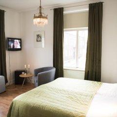 Отель Amber Hotell 3* Стандартный номер с 2 отдельными кроватями фото 6