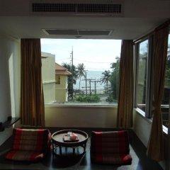 Отель Le Tong Beach 2* Номер Делюкс с двуспальной кроватью