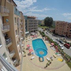 Отель VP Black Sea Болгария, Солнечный берег - отзывы, цены и фото номеров - забронировать отель VP Black Sea онлайн балкон