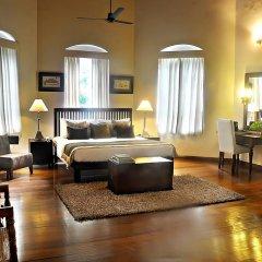 Отель Glenross Plantation Villa 4* Люкс с различными типами кроватей фото 15