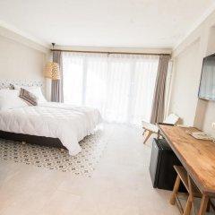 Отель Marble Stella Maris Ibiza 4* Стандартный номер с различными типами кроватей фото 5