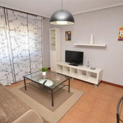 Отель Apartamentos Playa del Sable Испания, Арнуэро - отзывы, цены и фото номеров - забронировать отель Apartamentos Playa del Sable онлайн комната для гостей фото 2