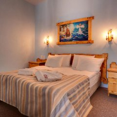 Гостиница Алеша Попович Двор 3* Люкс с различными типами кроватей фото 7