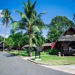 Отель Sunset Village Beach Resort 4* Бунгало с различными типами кроватей фото 4
