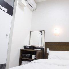 Отель Ekonomy Guesthouse Haeundae 3* Стандартный номер с различными типами кроватей фото 11