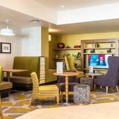 Отель Holiday Inn Brighton Seafront Великобритания, Брайтон - отзывы, цены и фото номеров - забронировать отель Holiday Inn Brighton Seafront онлайн интерьер отеля
