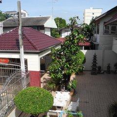 Elijah Hostel Bangkok Бангкок балкон