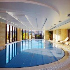 Новосибирск Марриотт Отель 5* Улучшенный люкс с различными типами кроватей фото 3
