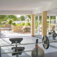 Отель Agua Beach Испания, Пальманова - отзывы, цены и фото номеров - забронировать отель Agua Beach онлайн фитнесс-зал