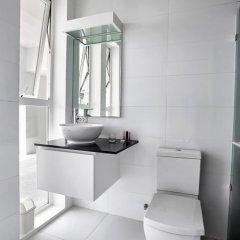 Отель Villa Blanche Таиланд, Самуи - отзывы, цены и фото номеров - забронировать отель Villa Blanche онлайн ванная фото 2