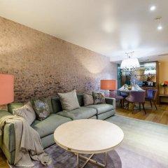Гостиница Luciano Spa 5* Семейная студия с двуспальной кроватью фото 11