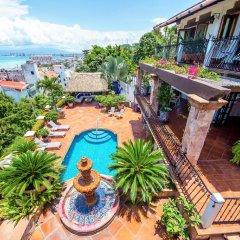 Отель The Pool House By Casa Muni пляж