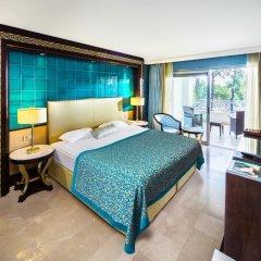 Отель Rixos Premium Bodrum - All Inclusive 5* Улучшенный номер разные типы кроватей фото 4