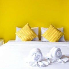 Отель Two Color Patong Номер Делюкс с двуспальной кроватью фото 13