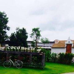 Отель De Coco House Sriracha 3* Коттедж с различными типами кроватей фото 13