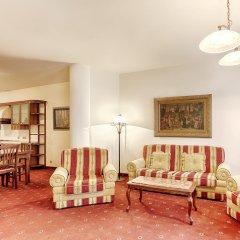 Отель Salve 4* Улучшенный люкс с различными типами кроватей фото 12