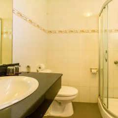 Отель Agribank Hoi An Beach Resort 3* Улучшенный номер с 2 отдельными кроватями фото 3