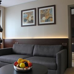 Отель Crowne Plaza Geneva Швейцария, Женева - отзывы, цены и фото номеров - забронировать отель Crowne Plaza Geneva онлайн комната для гостей фото 4