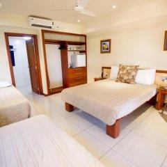 Отель Volivoli Beach Resort 4* Стандартный номер с различными типами кроватей фото 3