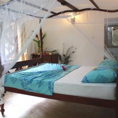 Отель French Lotus Unawatuna Guest House 3* Стандартный номер фото 6