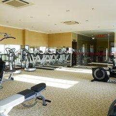 Hai Ba Trung Hotel and Spa фитнесс-зал