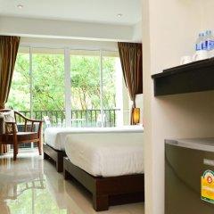 Lub Sbuy House Hotel 3* Улучшенный номер с различными типами кроватей фото 12