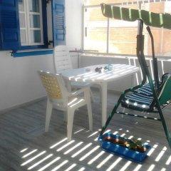 Отель Villa Kostas Греция, Остров Санторини - отзывы, цены и фото номеров - забронировать отель Villa Kostas онлайн балкон фото 2