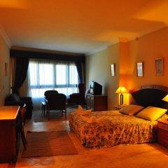 Отель Alia Beach Resort 3* Люкс с различными типами кроватей