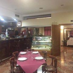 Hotel Peña de Arcos питание