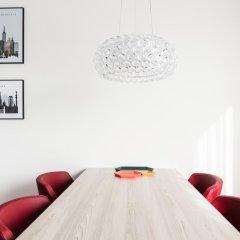 Апартаменты Ema House Serviced Apartments Seefeld Цюрих комната для гостей фото 2