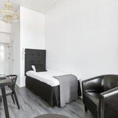 Отель Hotell Onyxen 3* Стандартный номер с различными типами кроватей