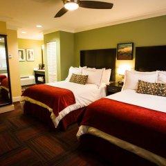 Отель Best Western The Inn Of Los Gatos 2* Стандартный номер с различными типами кроватей