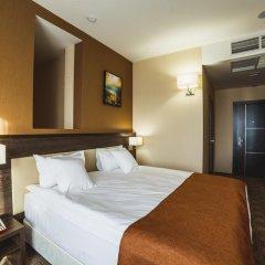 Гостиница AQUAMARINE Hotel & Spa в Курске 4 отзыва об отеле, цены и фото номеров - забронировать гостиницу AQUAMARINE Hotel & Spa онлайн Курск комната для гостей фото 2